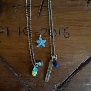 Thirty One Charm Necklaces